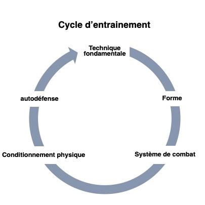 Clycle d'entrainement